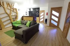 Eco Hostel Tomsk Eco Hostel offers pet-friendly accommodation in Tomsk. Guests can enjoy the on-site bar.  The rooms come with a shared bathroom. For your comfort, you will find slippers and a hair dryer. A flat screen TV with cable channels is featured.