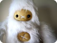 a yeti softie - what more do you need?