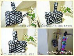 アンブレラケース(傘袋)の手作り Image