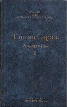 Los come libros: A sangre fría, Truman Capote (+13)