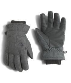 Stay warmer while staying connected with this low-profile, touchscreen-compatible Etip insulated glove that's crafted with a women-specific fit.