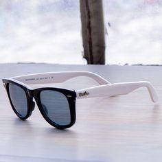 82bc3a706 Ray Ban Eyewear, Martinez Brothers, See Through, Official Store, Wayfarer  Sunglasses,