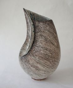 Tanoue Shinya: KARA-10 : Fu-1, 2010, Glazed clay,... • Ceramics Now - Contemporary ceramics magazine