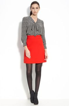 kate spade new york 'delphina' skirt