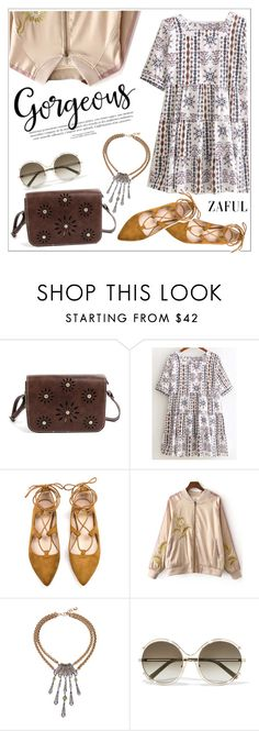 """""""Zaful"""" by teoecar ❤ liked on Polyvore featuring Chloé and zaful"""