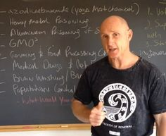 Health and fitness expert Paul Chek deconstructs humanity's battle with the toxic food industry in eye-opening video lecture