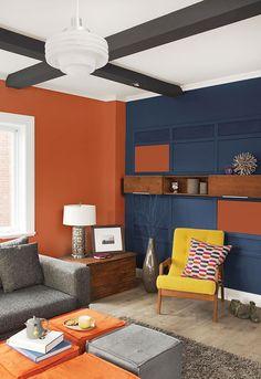 1000 images about paredes madriguerita on pinterest for Paleta de colores para interiores