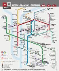 plan du metro marseille
