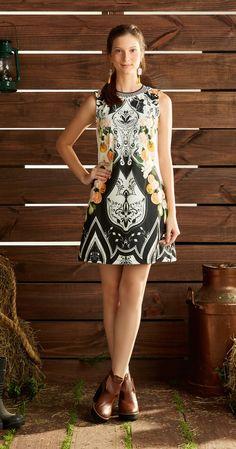 Só na Antix Store você encontra Vestido Toranja com exclusividade na internet