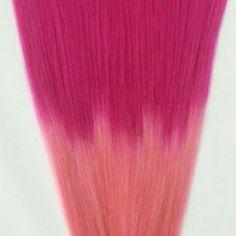 Clip-in Hair Extensions  Deler: 7 Klips: 14 Lengde: 45cm Vekt: 80 gram Kvalitet: 100% menneskehår. Bruksområde: Du kan krølle*, rette* og style det slik du ønsker.    *Bruker du varmeverktøy så må du huske varmebeskyttende!