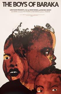 Posteritati: BOYS OF BARAKA, THE 2005 U.S. 24x36