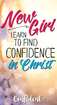 Life has a way of changing our identity, sometimes for the good and sometimes for the bad. As Christians, we know there is only way to find confidence that truly lasts!  Here's how e to become a Christ-confident woman.     Christian women, confidence in Christ, identity in Christ, finding identity in Christ, devotional thought, Christian encouragement