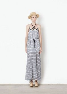 This is a summer must have! August Street » Blog Archive Joan Maxi |