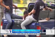 Agarran Camarógrafo Con Yipeta Full De Marihuana En Santiago #Video
