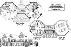 Prefab Homes - House Plan: 4 Bedrooms, 3.5 Baths, 3060 sq. ft., Premiere Collection (PR-0301) by Topsider Homes