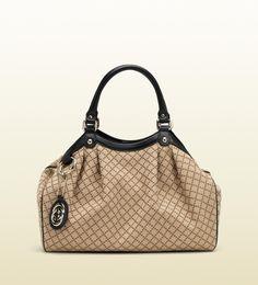 "Gucci bags and Gucci handbags 211944 FAGEG 9769 ""sukey"" medium tote 220 Leather Handbags Online, Gucci Handbags, Handbags On Sale, Black Handbags, Leather Purses, Gucci Bags Outlet, Chanel Online, Best Tote Bags, Medium Tote"