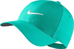 Nike Legacy 91 Tech Swoosh Hat - Hyper Jade ** Check this awesome product by going to the link at the image.