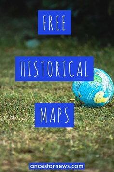 There's nothing quite like an historical map to help you understand your ancestors' world. Free Genealogy Sites, Genealogy Research, Family Genealogy, Genealogy Organization, Gentle Parenting, Historical Maps, Understanding Yourself, Family History, Knowing You