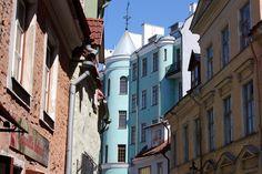 lauluni sadepäivän varalle: Minun Tallinnani