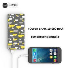 Power Bank 10.000mAh fitTek EMIE / Ecco a Voi il link per acquistare il prodotto: