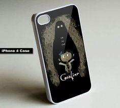 New Coraline - iPhone 4 Case, iPhone 4s