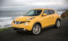 2015 Nissan Juke Brings More Standard Features, More LEDs, More Colors, and the Same Weirdness - Photo Gallery of All from Car and Driver - Car Images - CARandDRIVER