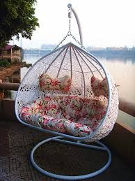 New style rattan chair rattan bird nest outdoor swing hanging basket hanging chair indoor rocking chair swing chair cushion _ {categoryName} - AliExpress Mobile Version - Outdoor Hanging Bed, Hanging Swing Chair, Hanging Beds, Hanging Furniture, Patio Furniture Cushions, Swinging Chair, Patio Chairs, Hanging Baskets, Chair Cushions