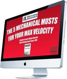 5 Mechanical Musts For Max Velocity by Wayne Mazzoni, 5 Mechanical Musts For Max Velocity Review, 5 Mechanical Musts For Max Velocity Scam - http://legitbonusreviews.com/5-mechanical-musts-for-max-velocity-review-by-wayne-mazzoni-is-5mechanicalmustsformaxvelocity-scam/  - Baseball, Sports
