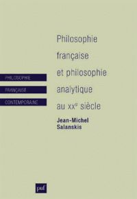 Lien Vers Le Catalogue Http Scd Catalogue Univ Brest Fr F Func Find B Find Code Sys Request 000531010 Philosophie France Analytique