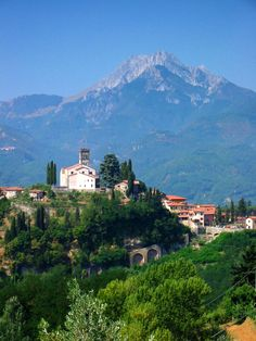 Barga - Tuscany ~ The Life of a Traveller