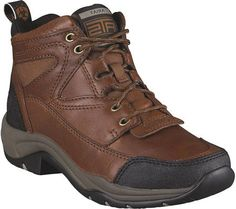 Ariat Terrain Endurance All-Weather Style Women Shoes 10004139 Steel Toe Work Shoes, Online Shopping Shoes, Boots Online, Cool Boots, Hiking Shoes, Riding Boots, Footwear, Sunshine, Equestrian