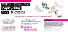 Kazar zaprasza na konkurs. :) www.magnoliapark.pl
