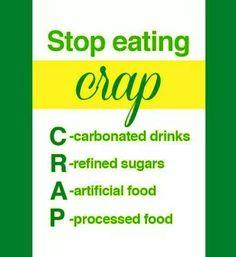 Eat healthy! visit my site for more information: www.tlsslim.com/holisticcareoptions