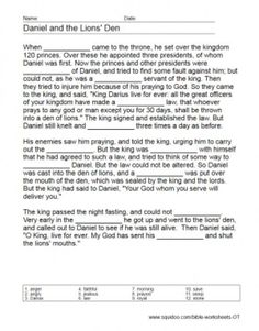 an analysis of daniel in the old testament Daniel was a man of incredible character and his book is considered one of the most important prophetic books of the old testament some of the topics mentioned are: the antichrist, the great tribulation, the second coming of christ, the resurrection and the judgements.
