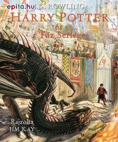 Rowling: Harry Potter és a Tűz Serlege - Illusztrált kiadás Importance Of Library, Harry Potter Stories, Fleur Delacour, Avatar, Dark Wizard, Rowling Harry Potter, Goblet Of Fire, Lord Voldemort, Amnesty International