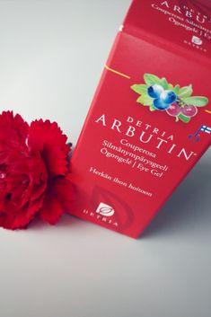 Detria Arbutin Couperosa Silmänympärysgeeli 15 ml Eye Gel, Tableware, Free, Dinnerware, Tablewares, Dishes, Place Settings