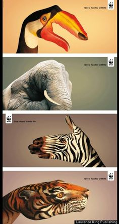 Hands as Animals!