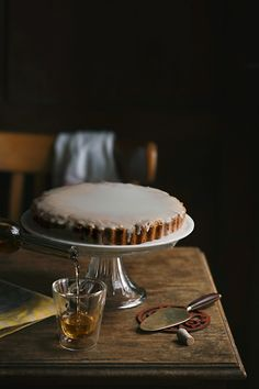Receta tarta de manzana alemana 7 German Desserts, Japanese Cheesecake, Pie Cake, Barbacoa, Cakes And More, Cake Cookies, Cupcakes, Yummy Cakes, Apple Pie