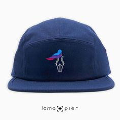 8fe28530667e8 buy the MUSIC BOX cotton 5-panel hat by lomapier hat store Beach Icon