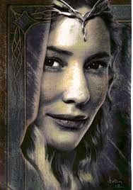 Image result for galadriel lord of the rings