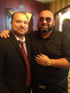 Me and pastor Mathew from Philly for a church function!
