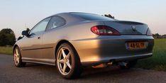 406 Coupe + Ferrari 360 Modena wheels  and Ferrari color Grigio Titanio