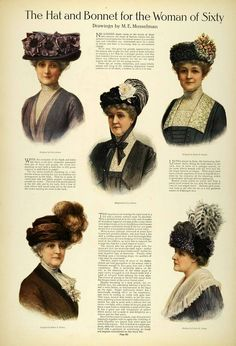 Image result for making an edwardian  toque hat