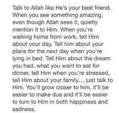 This is purely the best way to get closer to Allah. Introducing this way will make us remember Allah at every moment of our lives.