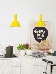 luminaire cuisine suspendu - 30 idées élégantes et pratiques