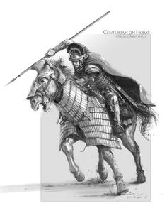 """My first loading screen prepared for """"Total War: Rome Character Concept, Concept Art, Character Design, 2d Character, Rome History, Medieval, Knight Tattoo, Greek Warrior, Fantasy Armor"""