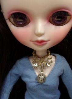 1//6 BJD Doll  SD Doll mermaid Soom Verna Human version Eyes Free Face Make UP