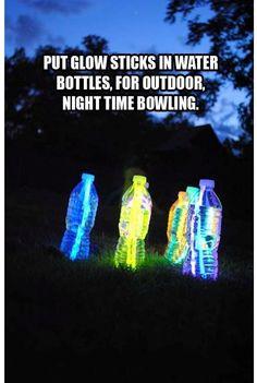 Night bowling