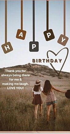 Instagram Feed Tips, Creative Instagram Photo Ideas, Instagram Emoji, Friends Instagram, Instagram Blog, Instagram Story Ideas, Happy Birthday Quotes For Friends, Birthday Wishes Quotes, Me Quotes Funny