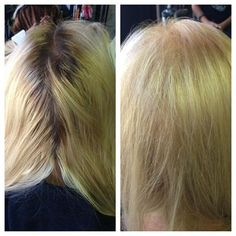 Do you have ugly roots? Schedule an appointment at Salon De' Dawn and we can fix that! www.salondedawn.vpweb.com